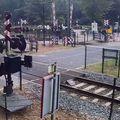 Pretrčavanje pruge