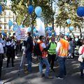 Prosvjed Zdravstvenih djelatnika zbog COVID potvrde s kojom moraju dolaziti na posao - 5