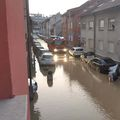 Poplavljena Selska u Zagrebu - 1