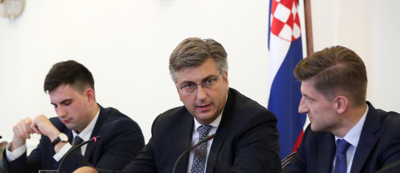 Andrej Plenković (Foto: Robert Anic/PIXSELL)