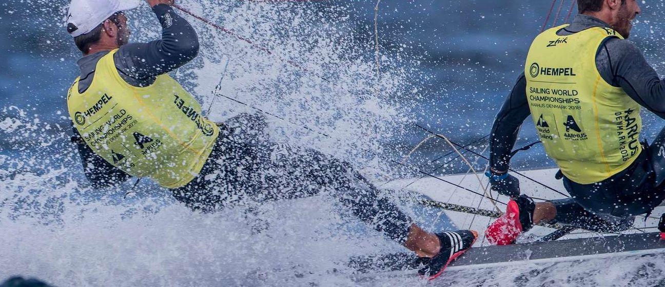 Braća Fantela (Foto: Sailing Energy / World Sailing)