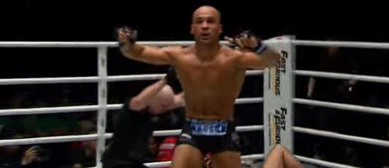 Eddie Alvarez (Screenshot)