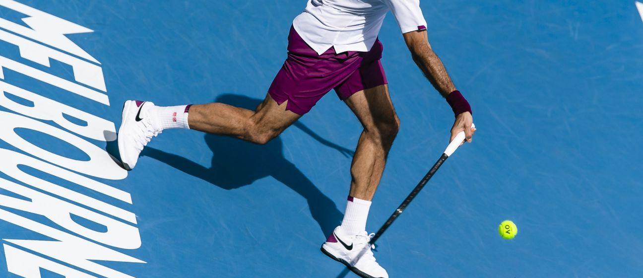 Federer na Australian Openu