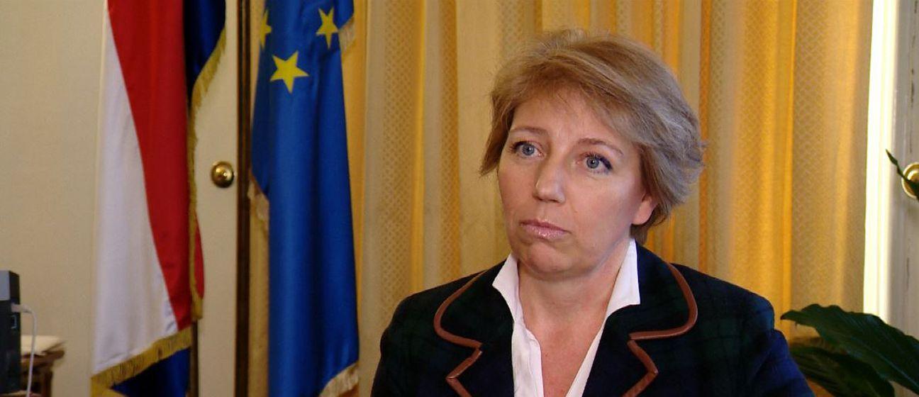Andreja Metelko-Zgombić, državna tajnica Ministarstva vanjskih i europskih poslova (Foto: Dnevnik.hr)