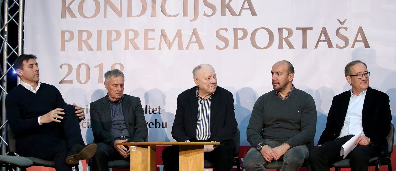 Otvorenje konferencije Kondicijska priprema sportaša (Foto: Igor Kralj/PIXSELL)