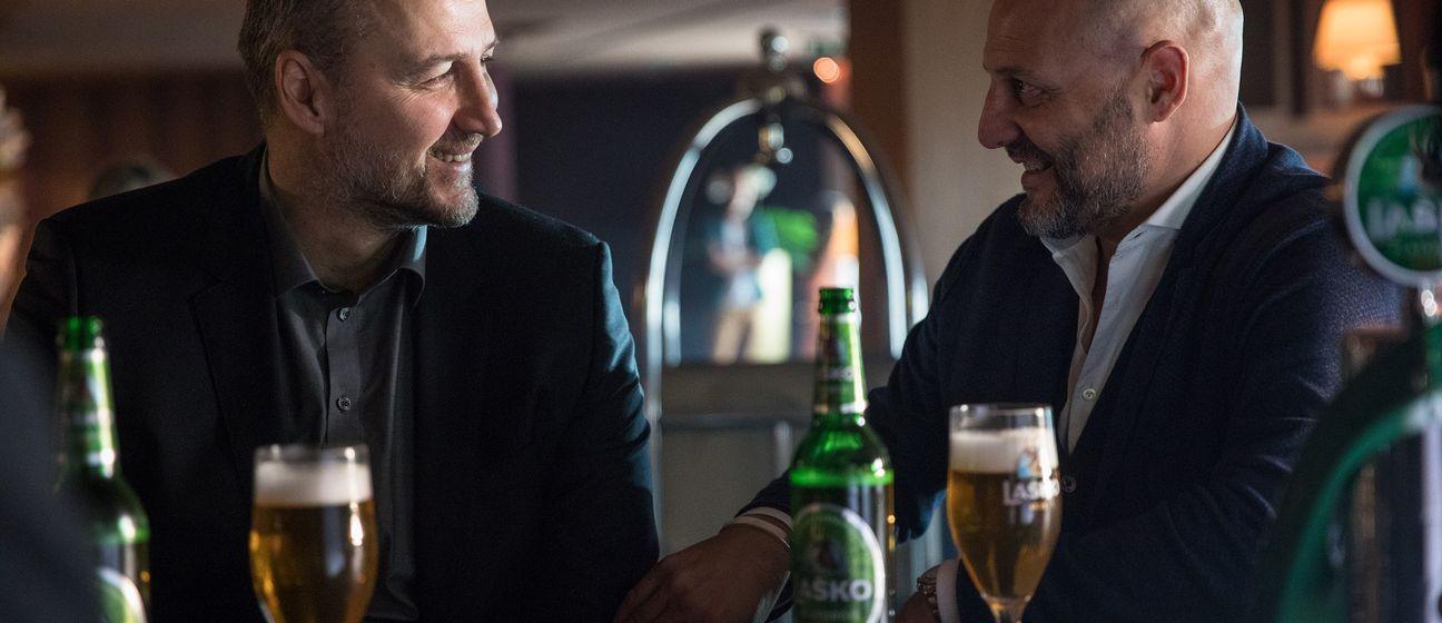 Dino Rađa i Aleksandar Đorđević, dugogodišnji prijatelji i suigrači, prisjetili su se zajedničkih uspomena
