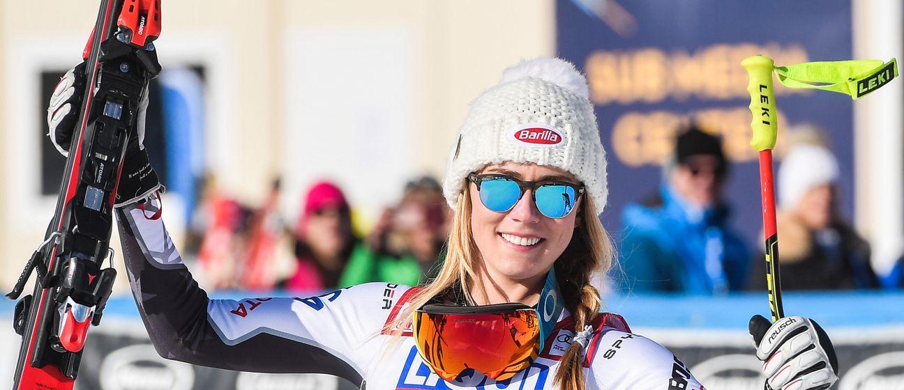Mikaela Shiffrin (Foto: AFP)