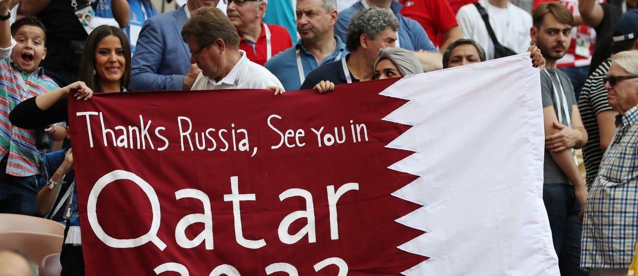 Reprezentacija Katara (Foto: AFP)