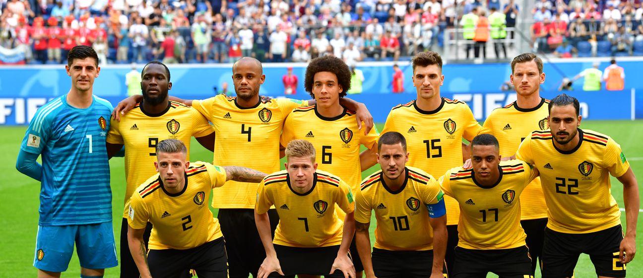 Reprezentacija Belgije (Foto: AFP)