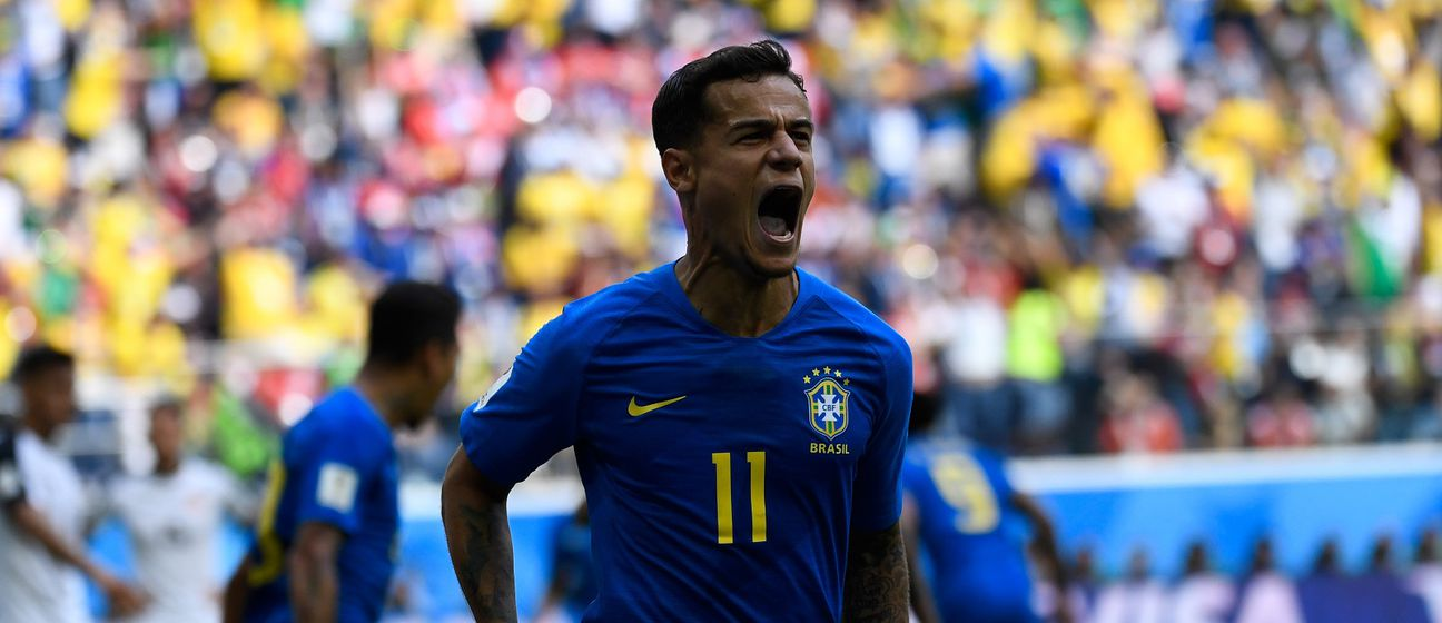 Philippe Coutinho (Foto: AFP)