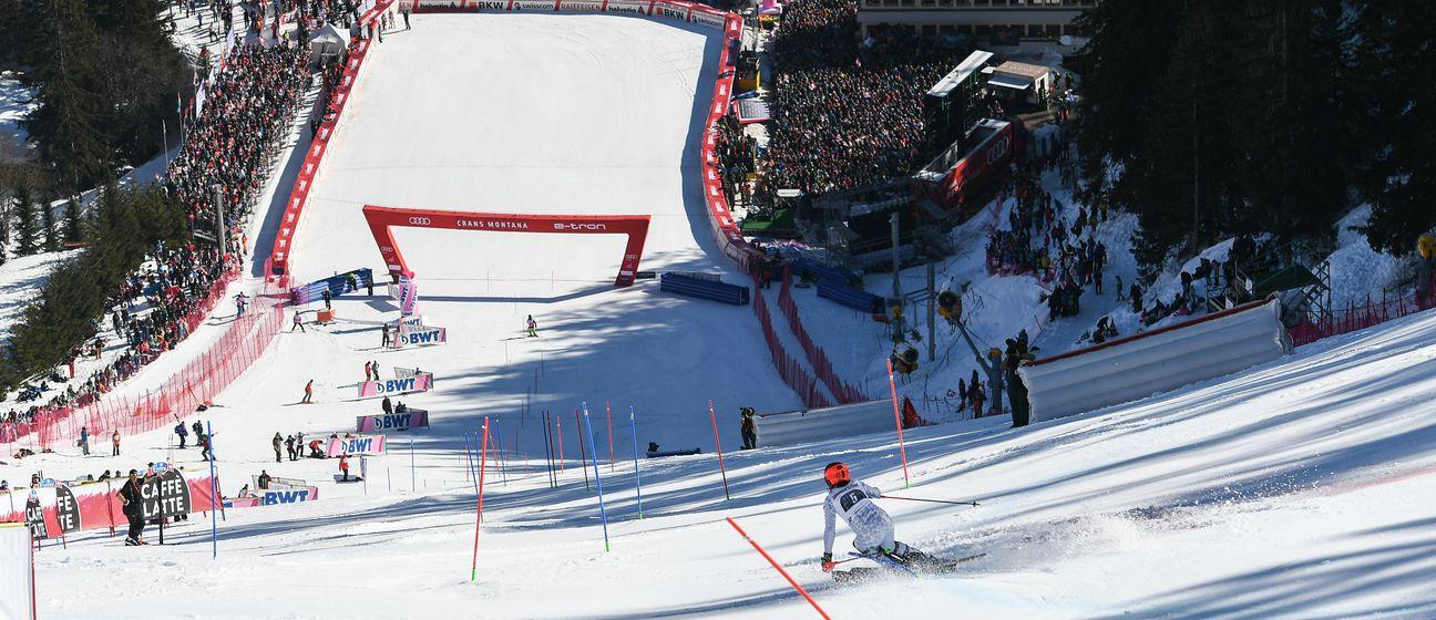 Skijanje (Foto: AFP)