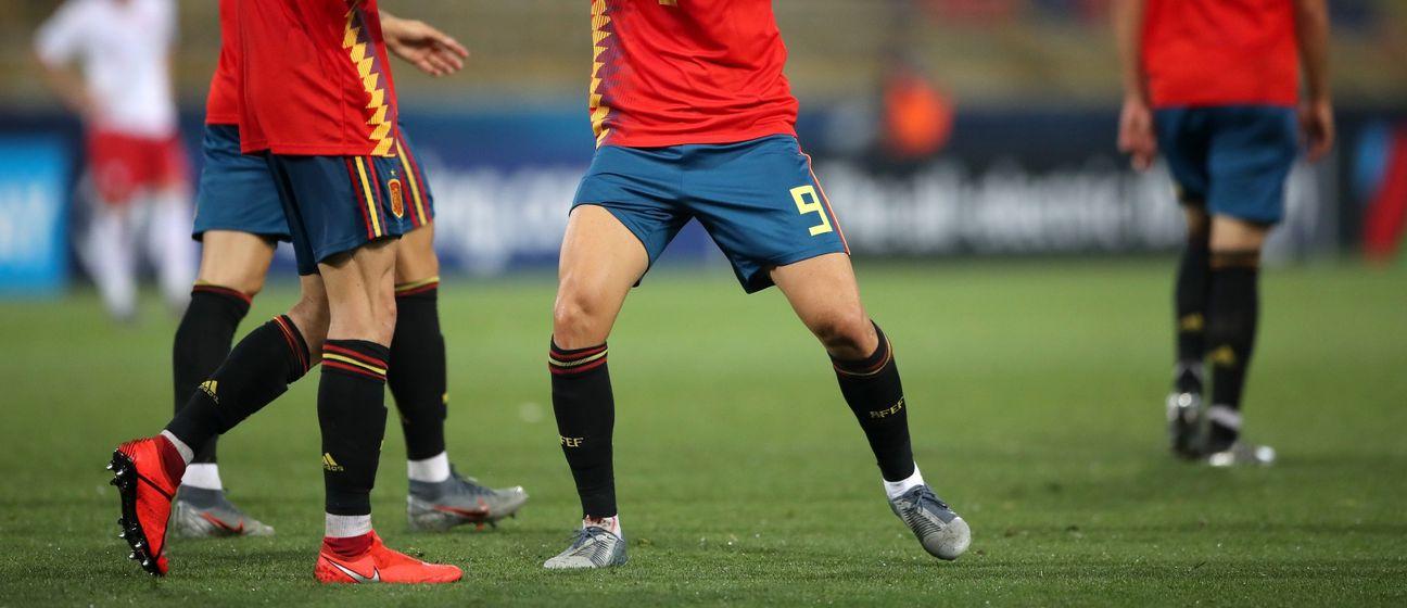 Španjolska U-21 reprezentacija (Foto: Nick Potts/Press Association/PIXSELL)