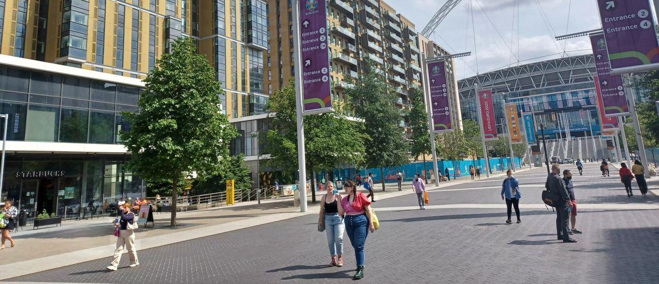 Wembley i okolica