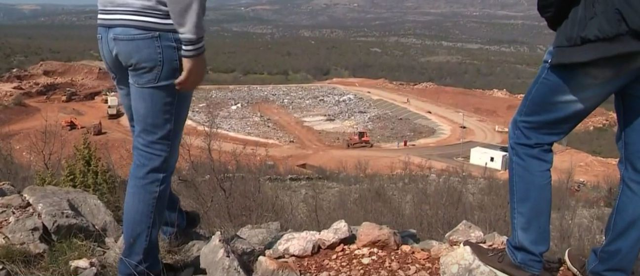 Odlagalište otpada u Obrovcu - 4