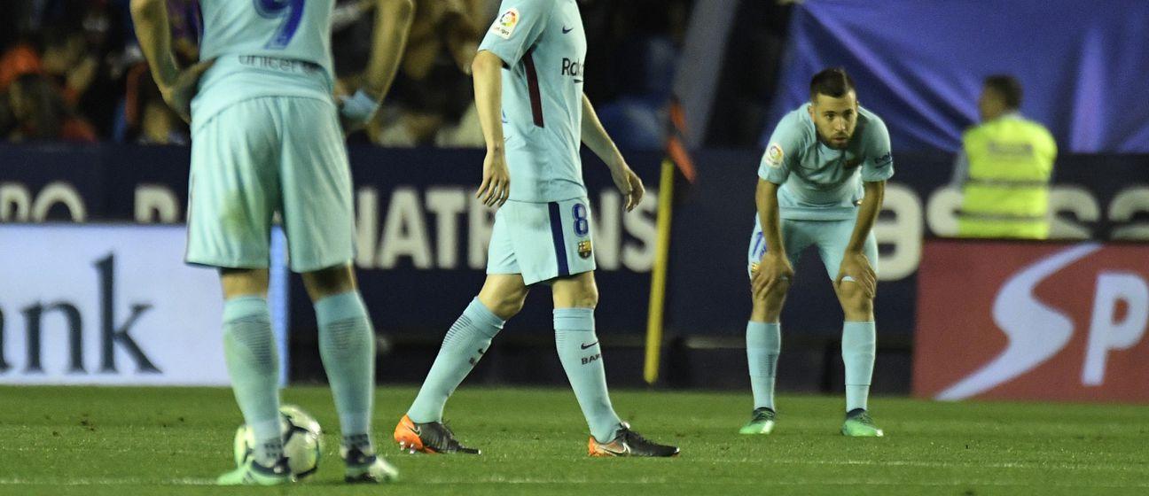 Tuga Barcelone (Foto: AFP)