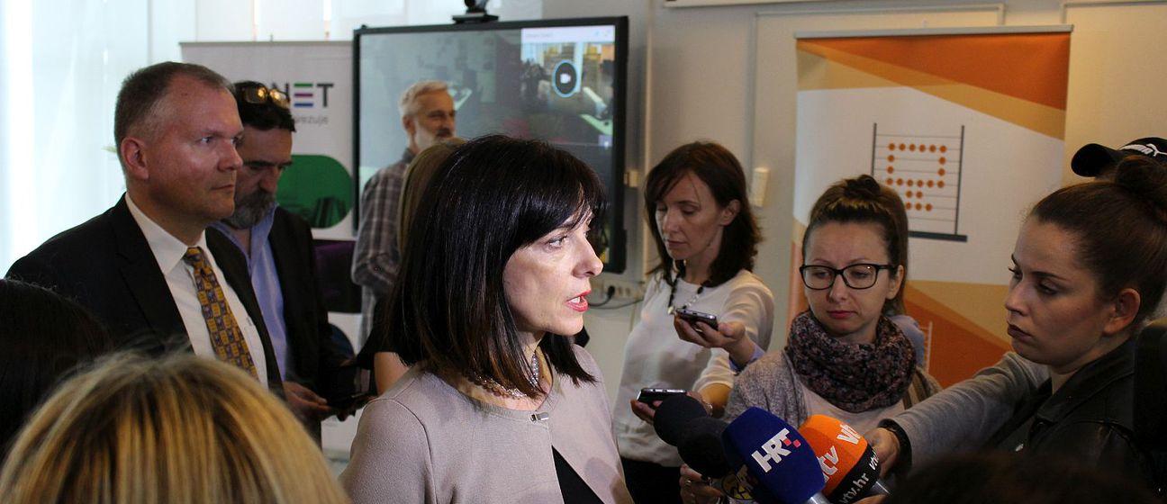 Blaženka Divjak (Foto: CARNet)
