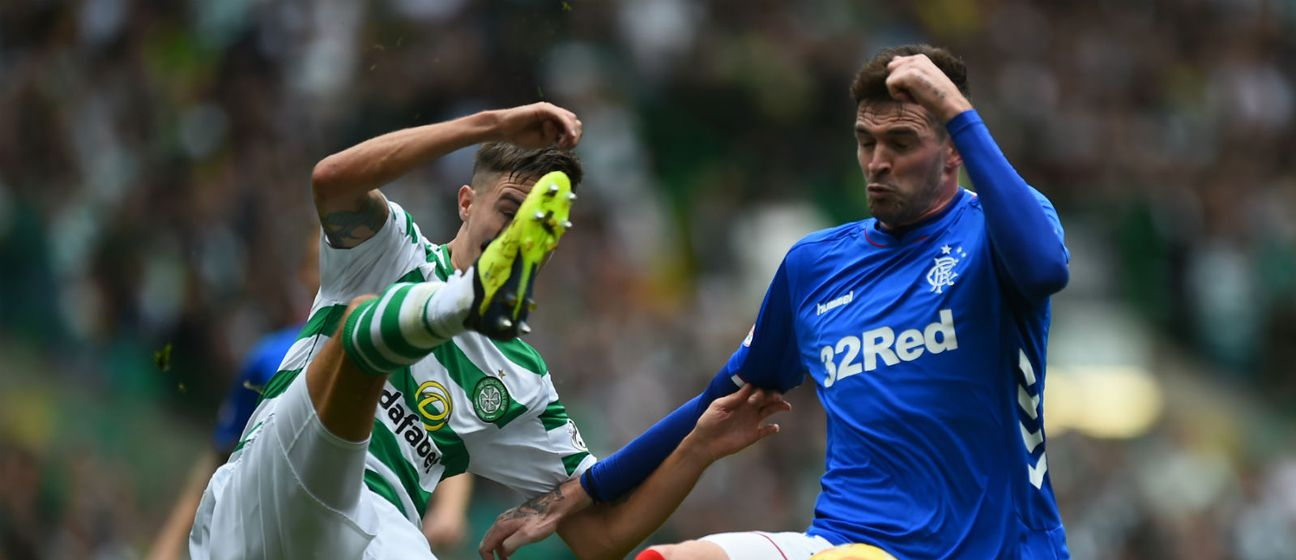 Glasgow Rangers - Celtic (Foto: AFP)