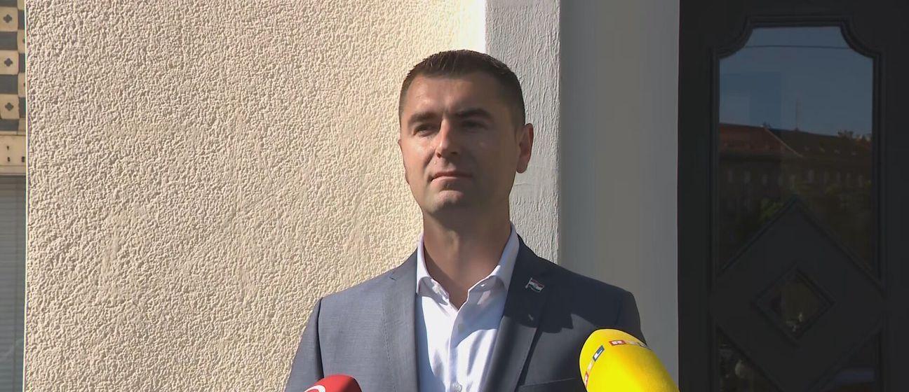 Davor Filipović, HDZ-ov kandidat za gradonačelnika Zagreba