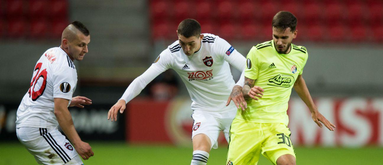 Spartak Trnava - Dinamo (Foto: AFP)