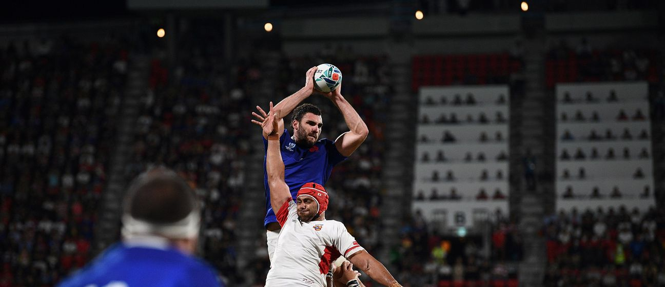 Francuska - Tonga (Foto: AFP)