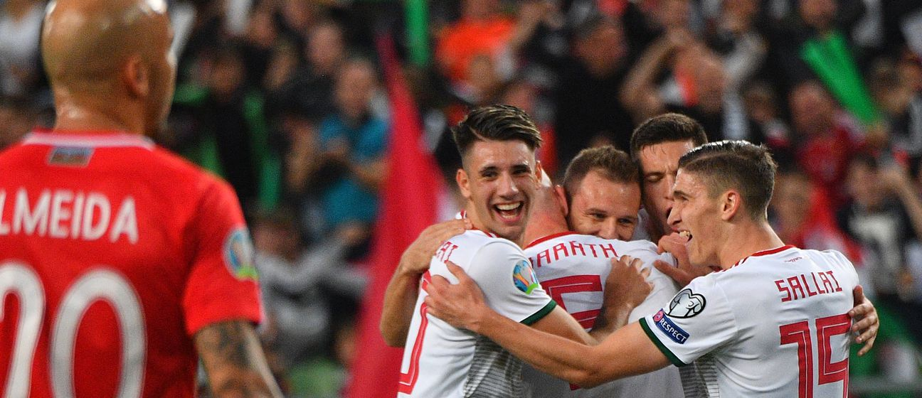 Mađarska pobijedila Azerbajdžan (Foto: AFP)