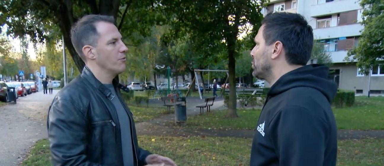 Stipe Sladoljev i Jerko Leko