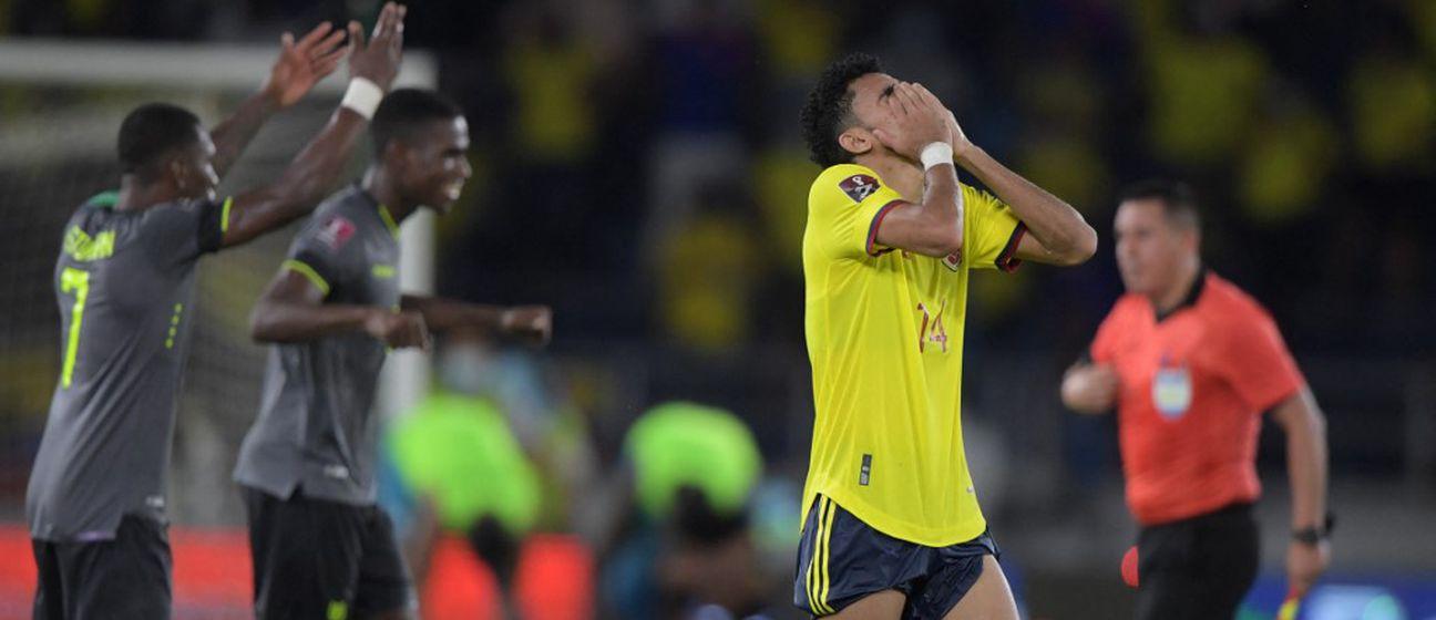 Kolumbija - Ekvador