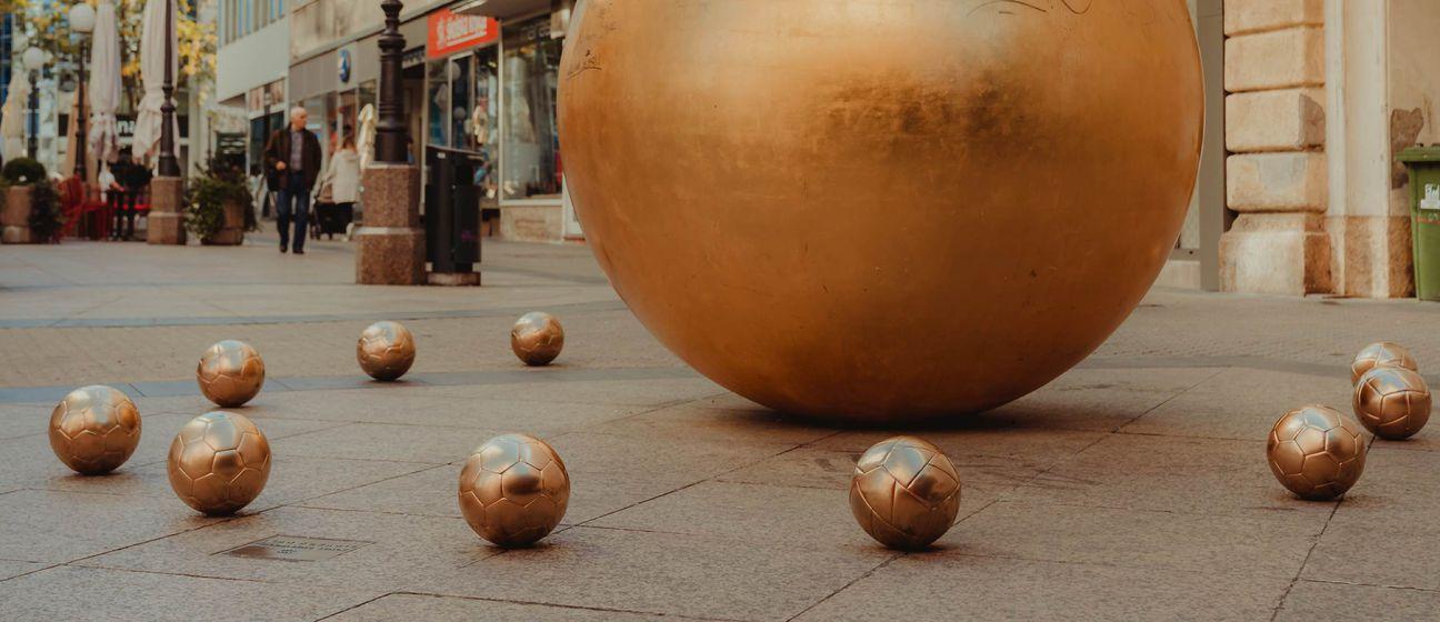 Zlatne lopte za jubilarnu Kutiju