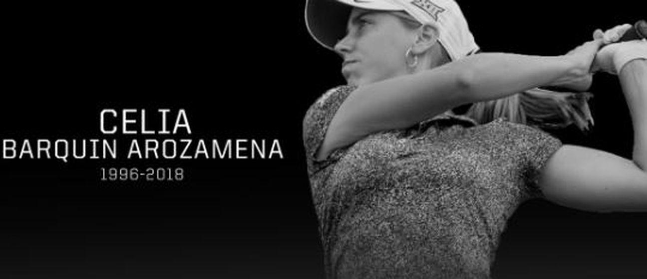 Španjolska golferica Arozamena (Screenshot)