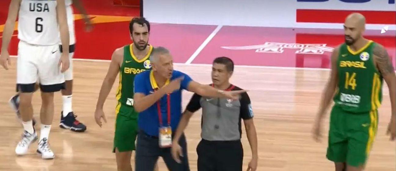 Aco Petrović isključen protiv SAD-a (Screenshot)