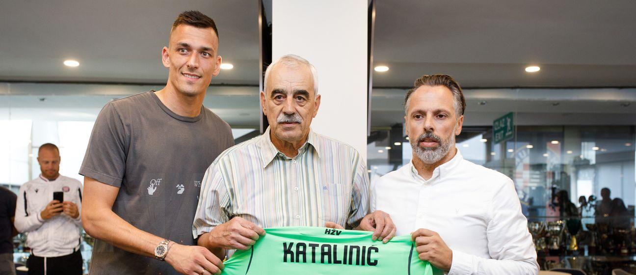 Lovre Kalinić, Ivan Katalinić i Lukša Jakobušić