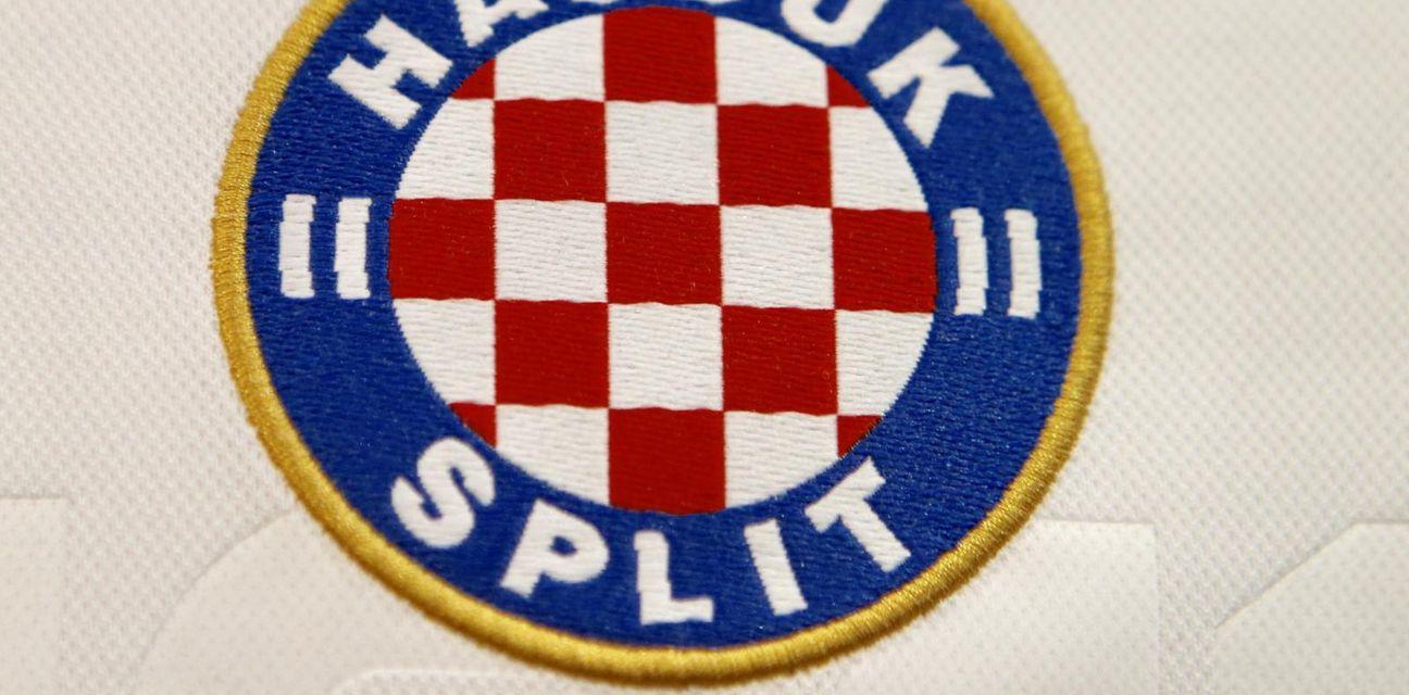 Grb Hajduka (Foto: Ivo Čagalj/PIXSELL)