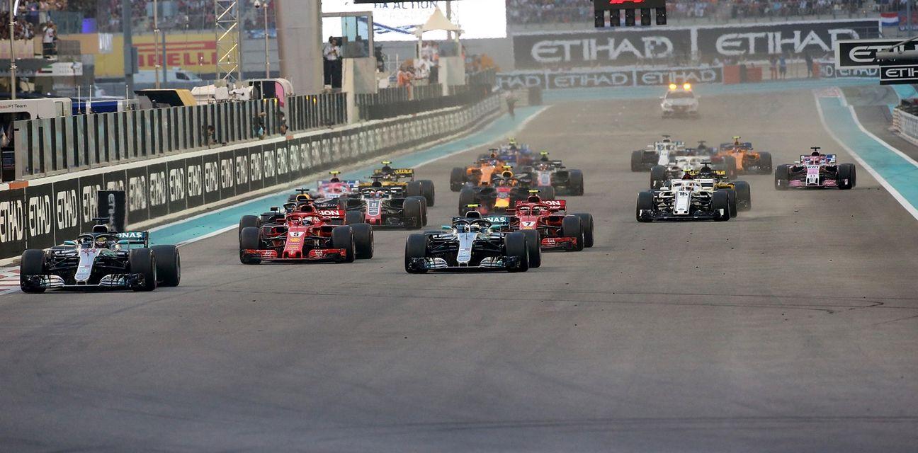 Velika nagrada Abu Dhabija (Foto: nph/NordPhoto/PIXSELL)
