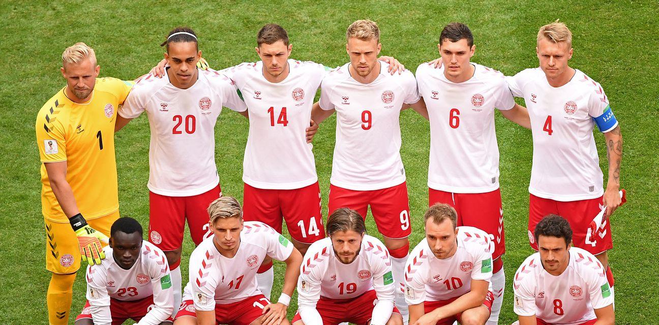 Reprezentacija Danske (Foto: AFP)