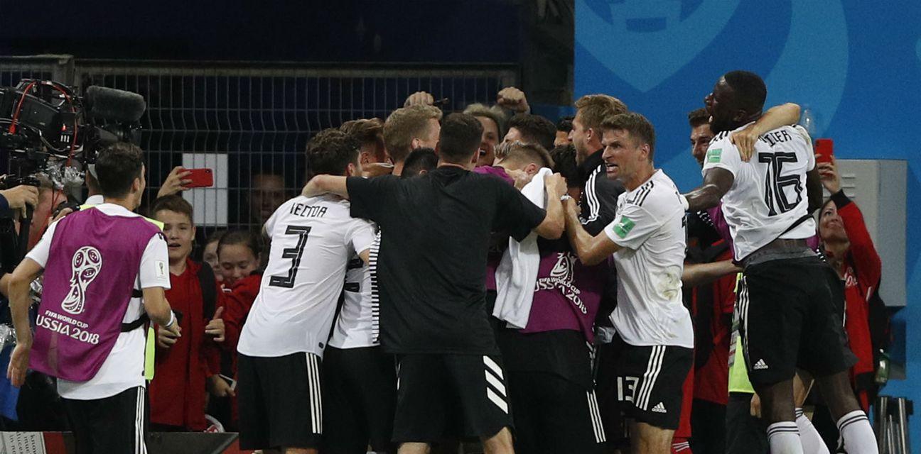 Slavlje Njemačke (Foto: AFP)