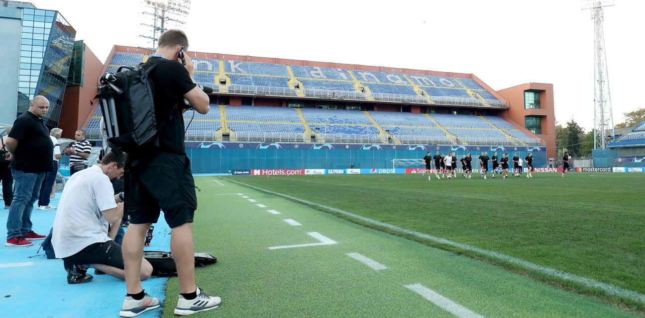 Stadion Maksimir (Foto: Sanjin Strukić/PIXSELL)