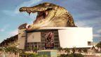 Megapsina protiv Crocosaura