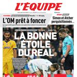 Naslovnice medija nakon Real - Juve