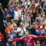 Manuel Štrlek slavi pogodak