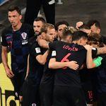 Vatreni slave pogodak protiv Argentine