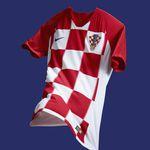 Novi dres hrvatske reprezentacije