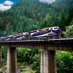 Rocky Mountaineer - 3