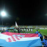 Hrvatska - Engleska na Rujevici