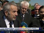 Komemoracija u Jasenovcu (Video: Vijesti Nove TV u 14)