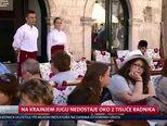 Na krajnjem jugu nedostaje oko 2000 radnika (Video: Dnevnik Nove TV)