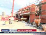 Hrvatski poslodavci tražili su za ovu godinu 23.707 stranih radnika za zapošljavanje (Video: Dnevnik Nove TV)