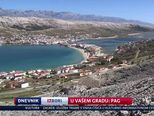 U vašem gradu - Pag (Video: Dnevnik Nove TV)