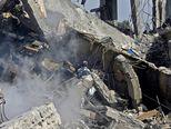 Uništena sirijska postrojenja (Foto: AFP) - 5