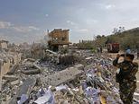 Uništena sirijska postrojenja (Foto: AFP) - 7