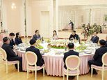 Kim Jong Un u Pjongjangu primio južnokorejsku delegaciju (Foto: AFP)